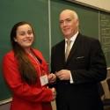Rachel Barry Spending Year in Belgium – Rotary Youth Exchange Program