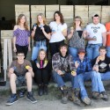MVHS Students Build Washer Boxes for Upcoming Tournament