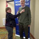 Rotarian Receives Paul Harris Fellow Recognition