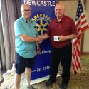 Allen Gilliss – Founding Director of the Napan Agricultural Show Speaks at Weekly Meeting